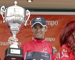 Valverde se exhibe y gana la contrarreloj de la prólogo