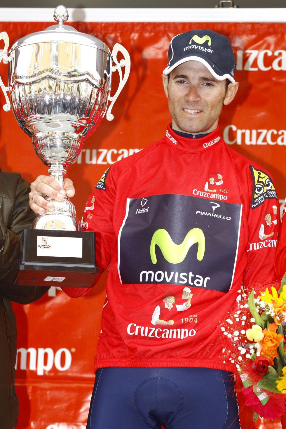 """Valverde: """"Mi idea no era ganar y soy el primer sorprendido"""""""