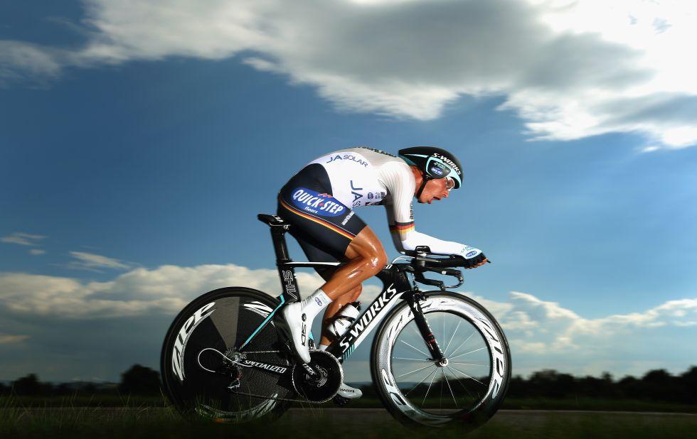 Tony Martin arrasa en la crono y se lleva la Vuelta al Algarve