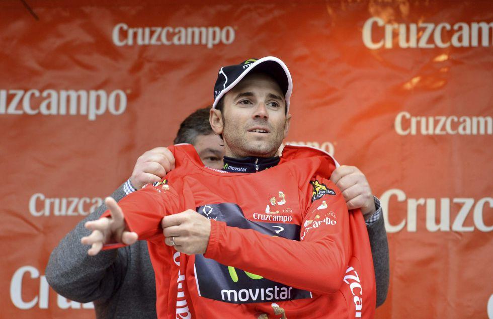 Valverde se apunta un doblete en Andalucía: etapa y general