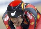 Tania Calvo fue séptima con récord y Mora terminó octavo