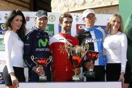 Navarro se impone en Murcia y Paolini inaugura el adoquín