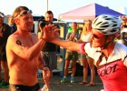 Armstrong: triatleta aficionado para olvidar la demanda