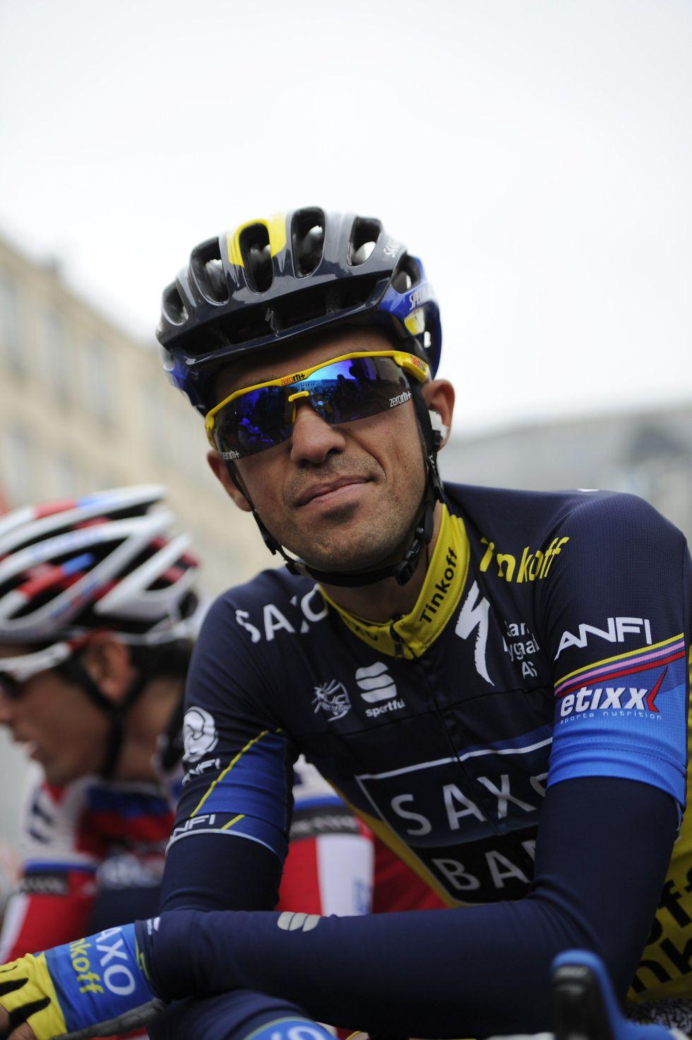 El Team Saxo confirma la ausencia de Contador en el Giro