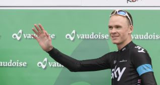 Froome: &quot;Mi preparacin para el Tour de Francia es la prioridad&quot;