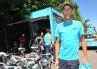 Vincenzo Nibali defiende el rosa ante un Sky que ir al ataque