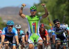 Peter Sagan se lleva la tercera etapa del Tour de California