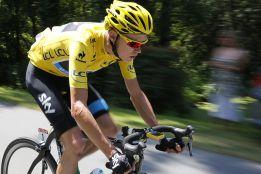 Froome, favorito para ganar el Tour, renovará con Sky hasta 2016