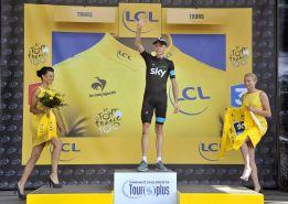 "Froome: ""La etapa de la subida al Mont Ventoux será épica"""