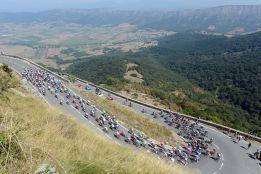 La Vuelta lanza por segundo año su aplicación oficial para móviles