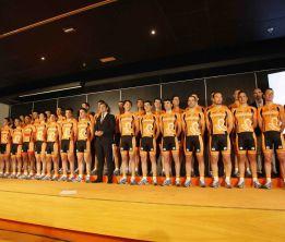 El equipo Euskaltel-Euskadi cierra tras veinte años en la élite