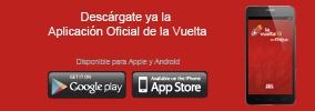 Descárgate la App de la Vuelta