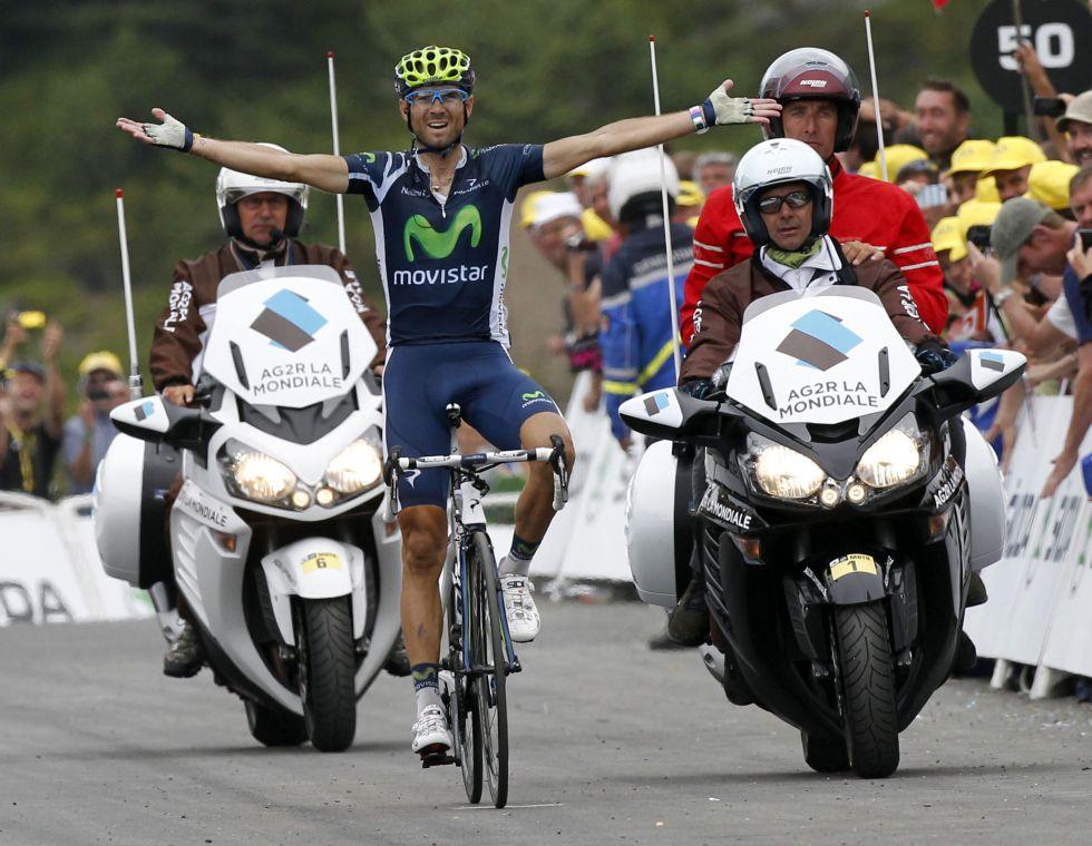 El mal tiempo marcará también hoy la etapa reina de la Vuelta