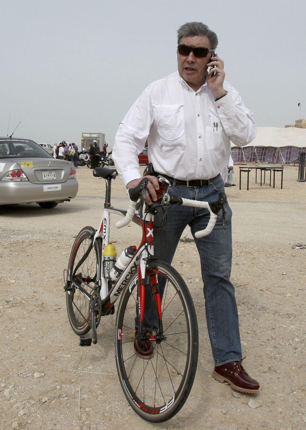 """Eddy Merckx: """"El ciclismo nunca estuvo más limpio que ahora"""""""