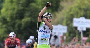 Stefano Pirazzi le da a Bardiani su tercer triunfo en este Giro