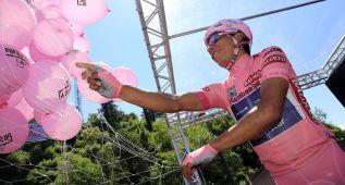"""Nairo Quintana: """"Es uno de los días más felices de mi vida"""""""