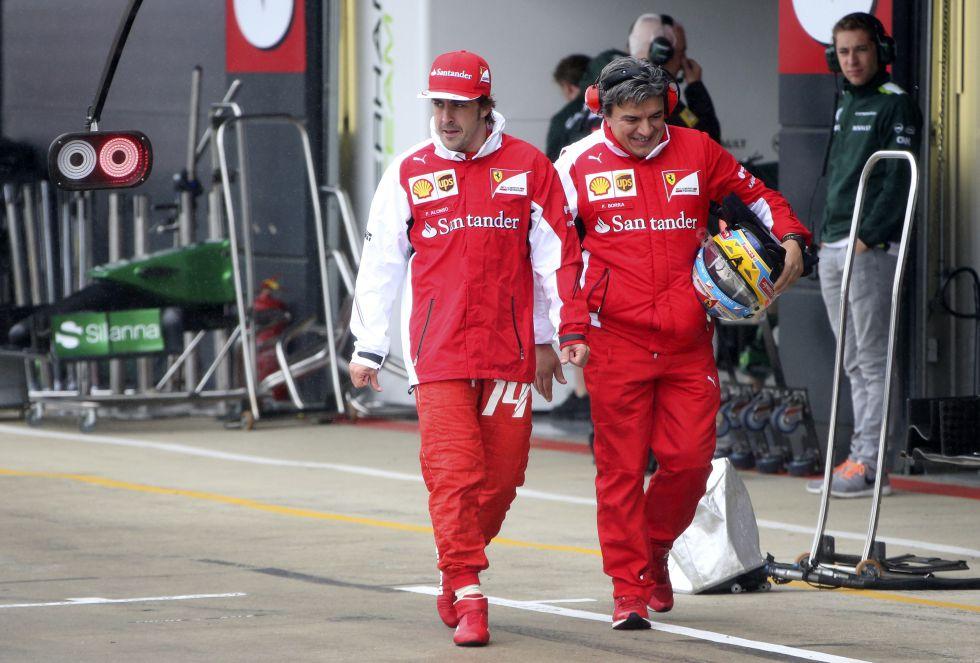 Alonso podría salir en el World Tour comprando Belkin o Giant