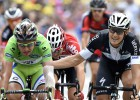 La foto-finish dictó sentencia en Nancy: Trentin superó a Sagan