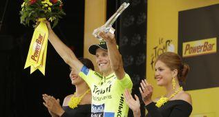 "Majka: ""No pensaba en ganar la etapa, sino en vigilar a Purito"""