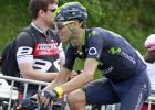 """Valverde: """"Llevo varios días sufriendo. Voy al límite"""""""