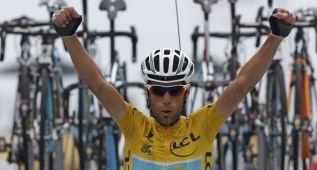 """Nibali: """"Me estoy divirtiendo muchísimo en este Tour 2014"""""""