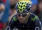 """Valverde: """"Tengo confianza en poder alcanzar el podio"""""""