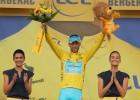 """""""Correré la contrarreloj como un líder por respeto al Tour"""""""