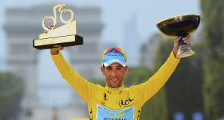 Nibali: siciliano hogareño al que no le gusta el color amarillo