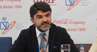 """García-Abad: """"Queremos que el equipo de Alonso sea rentable"""""""