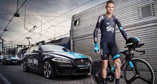 Froome y el Sky: a por la Vuelta a España para poder salvar el año