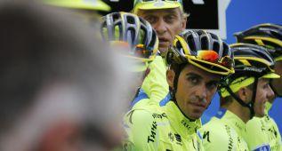 Tinkoff preinscribe a Contador, pero no estará recuperado