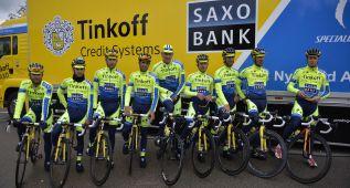 Saxo Bank seguirá patrocinando al equipo de Alberto Contador