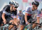 Stybar gana la segunda etapa y se convierte en nuevo líder