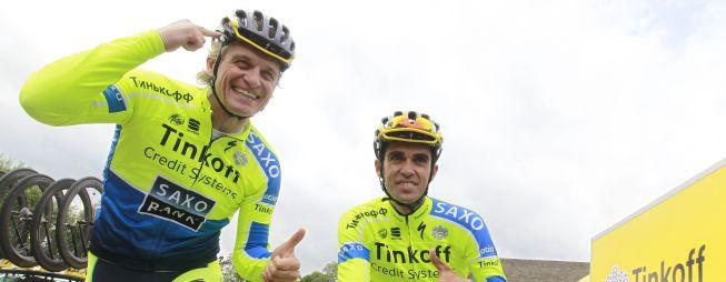 """Tinkov: """"Los datos nos dicen que Contador habría ganado el Tour"""""""