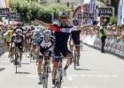Pelucchi bate a Lammertink al sprint en vísperas de las Lagunas