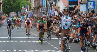 Dani Moreno destrona a Nairo en la victoria de Mondory