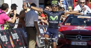 El colombiano Quintana repite victoria en la Vuelta a Burgos