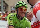 Ivan Basso ficha por el Tinkoff y Castroviejo sigue en el Movistar