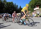 El podio del Tour de Francia 2013 se reta en la Vuelta a España