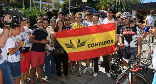 """Contador: """"No estoy preparado aún para luchar por la general"""""""
