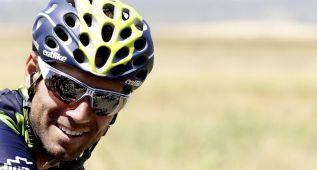 """Valverde: """"Con este calor hay que mover la carrera cada día"""""""