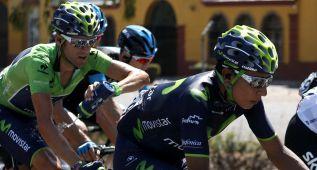 """Quintana: """"Llega la montaña, toca empezar a medir fuerzas"""""""