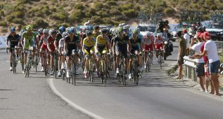 La Costa del Sol dará la salida a la Vuelta a España 2015
