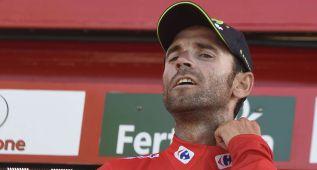 """Valverde: """"Subí a buen ritmo y guardé un punto para el final"""""""