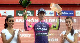 """Winner Anacona: """"Entre etapa o liderato, prefería el triunfo"""""""