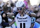 Kittel también manda en el primer sprint de Gran Bretaña