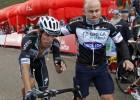Urán abandona la Vuelta por una bronquitis asmática