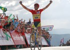 Aquí Contador, todo un campeón
