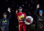 Contador gana su tercera Vuelta