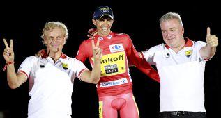 """Tinkov: """"Contador es un héroe"""""""